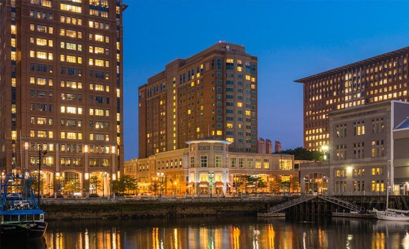 Seaport Hotel and World Trade Center, Boston, MA