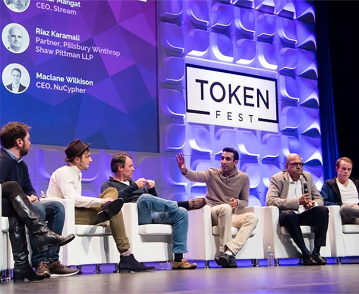 Token Fest, San Francisco, March 2018